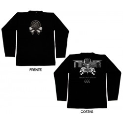 Dimmu Borgir - Long Sleeve - Death Cult Legion 666
