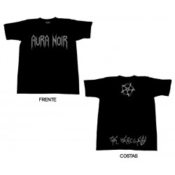 Aura Noir - T-Shirt - The Merciless