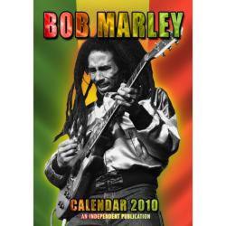 Bob Marley - Calendário - 2010