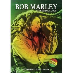 Bob Marley - Calendário - 2009