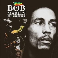 Bob Marley - Calendário - 2011