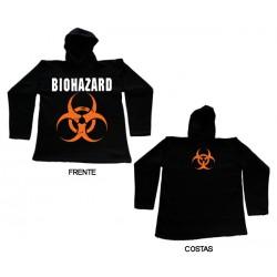 Biohazard - Sweat - Logo