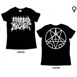 Morbid Angel - T-Shirt de Mulher - Logo