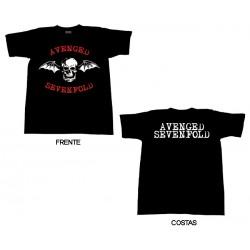 Avenged Sevenfold - T-Shirt - Bat