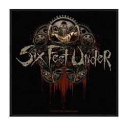Six Feet Under - Patch - Kill