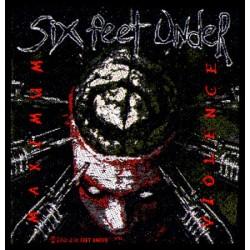 Six Feet Under - Patch - Maximum