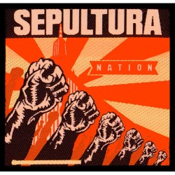 Sepultura - Patch - Nation