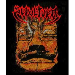 Sepultura - Patch - Aztec Face