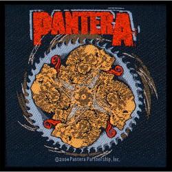 Pantera - Patch - Skulls