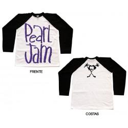 Pearl Jam - Long Sleeve - Distressed Logo