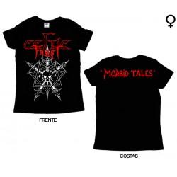 Celtic Frost - T-Shirt de Mulher - Morbid Tales