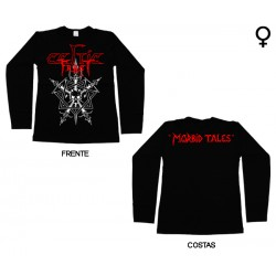 Celtic Frost - Long Sleeve de Mulher - Morbid Tales
