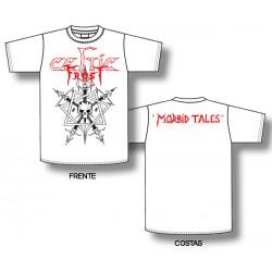 Celtic Frost - T-Shirt - Morbid Tales