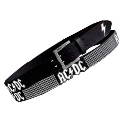 AC/DC - Cinto - Logo
