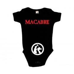 Macabre - Body de Bebé - Logo