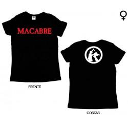 Macabre - T-Shirt de Mulher - Logo
