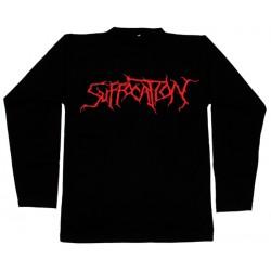 Suffocation - Long Sleeve - Logo