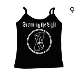 Drowning the Light - Top de Mulher - Logo