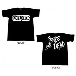 The Exploited - T-Shirt - Logo