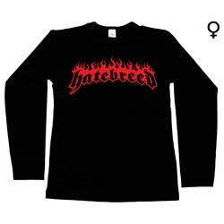 Hatebreed - Long Sleeve de Mulher - Logo