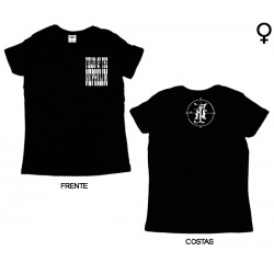 Fields of the Nephilim - T-Shirt de Mulher - Logo