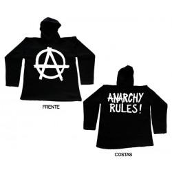 Anarchy Rules - Sweat - Logo