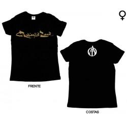Orphaned Land - T-Shirt de Mulher - Old Logo