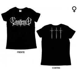 Ensiferum - T-Shirt de Mulher - Logo