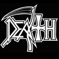 Death - Patch - Logo