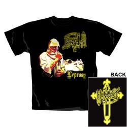 Death - T-Shirt - Leprosy
