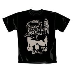 Death - T-Shirt - Skull