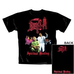 Death - T-Shirt - Spiritual Healing