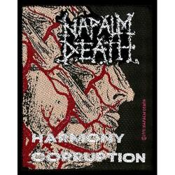 Napalm Death - Patch - Harmony