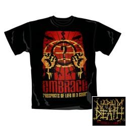 Napalm Death - T-Shirt - Embrace