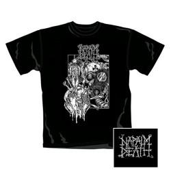 Napalm Death - T-Shirt - Harmony