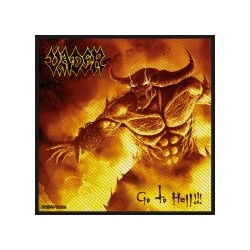 Vader - Patch - Go to Hell