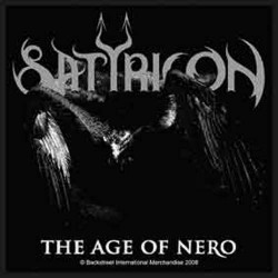 Satyricon - Patch - Age of Nero