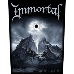Immortal - Patch Grande - All Shall Fall