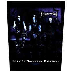 Immortal - Patch Grande - Sons Of The Northern