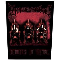 Immortal - Patch Grande - Demons Of Metal
