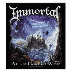 Immortal - Patch - At The Heart Of Winter