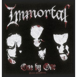 Immortal - Patch - Faces