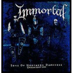 Immortal - Patch - Sons Of The Northern