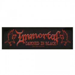 Immortal - Patch - Damned