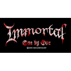 Immortal - Patch - One By One