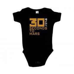30 Seconds To Mars - Body de Bebé - Logo
