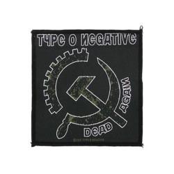 Type 0 Negative - Patch - Dead Again