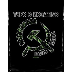Type 0 Negative - Patch Grande - Dead Again