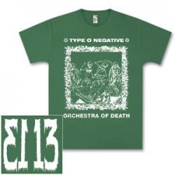 Type 0 Negative - T-Shirt - Orchestra