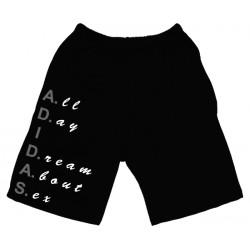 A.D.I.D.A.S - Calção - All Day I Dream About Sex